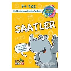 Saatler - İlkokul Eğlenceli Matematik - Thumbnail