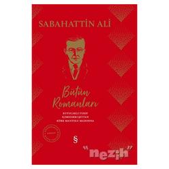 Sabahattin Ali Bütün Romanları - Thumbnail