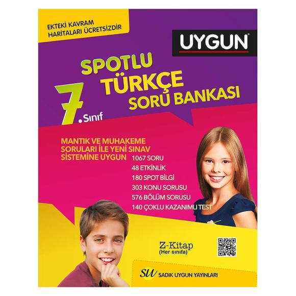Sadık Uygun 7 Spotlu Türkçe