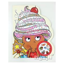 Sakız Dondurma Perisi Boyama Kitabı - Thumbnail
