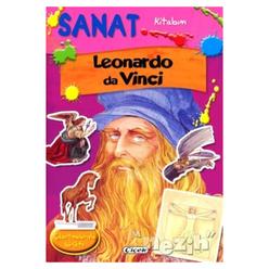 Sanat Kitabım - Leonardo da Vinci - Thumbnail