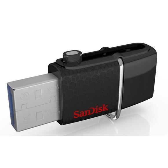 Sandisk Ultra Dual USB Bellek 64 GB SDDD2