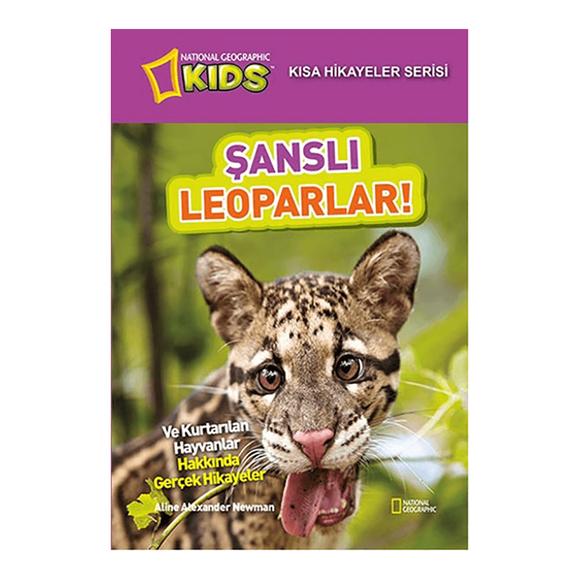 Şanslı Leoparlar Kısa Hikayeler