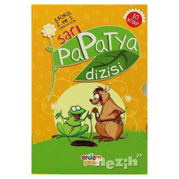 Sarı Papatya Dizisi ( 10 Kitap )