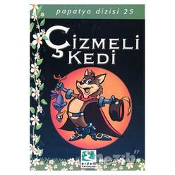 Sarı Papatya Dizisi-Çizmeli Kedi - Thumbnail