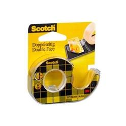 Scotch 136 D Çift Taraflı Kesicili Astarsız 12 mmx6 - Thumbnail