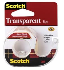 Scotch 144Ss Bant Kesicili Şeffaf Kırtasiye Bandı - Thumbnail