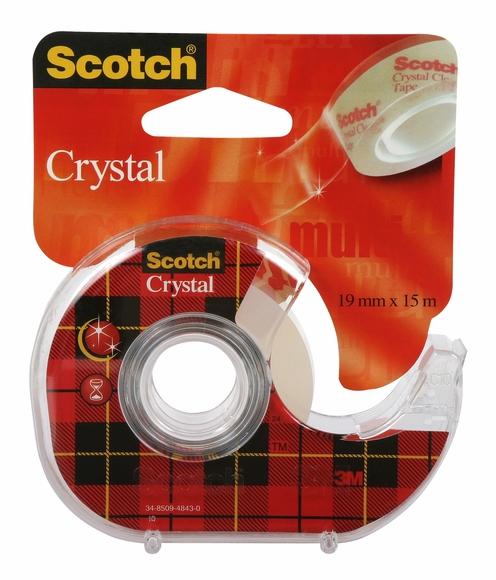 Scotch Kristal Bant 19 mm x 15 m 6-1915D