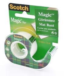 Scotch Magic Bant Kesicili 19 mm x 7,5 mt 8-1975D - Thumbnail