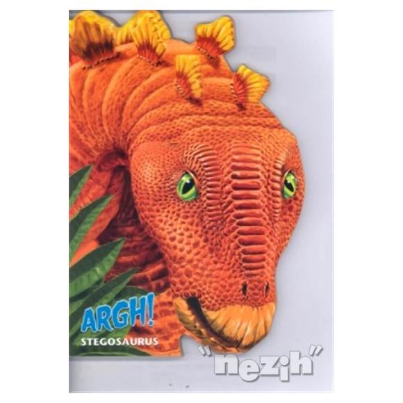 Şekilli Dinazorlar - Stegosaurus