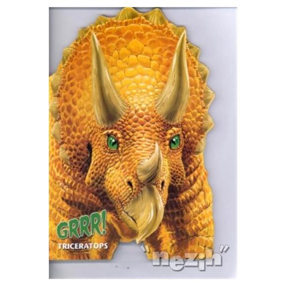 Şekilli Dinazorlar - Triceratops