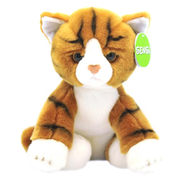 Sensi Sarı Kedi Peluş 30 cm 47468