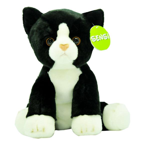Sensi Siyah Kedi Peluş 30 cm 47479
