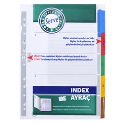 Serve Ayraç Klasik 1-5 Rakam SV-5523K - Thumbnail