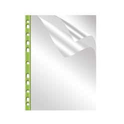 Serve Klasör Sunum Dosyası Yedeği 10'lu Siyah SV-6110 - Thumbnail