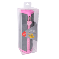 Serve Prismo Üçgen Kalem Kutu Şeker Pembe - Thumbnail