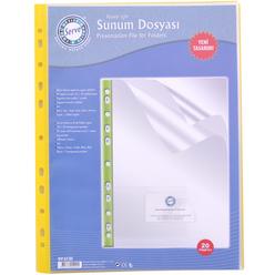 Serve Sunum Dosyası Yedeği 20'li Sarı SV-6120 - Thumbnail
