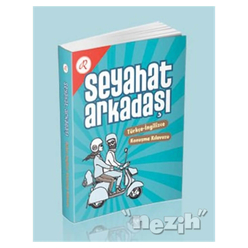 Seyahat Arkadaşı - Türkçe-İngilizce Konuşma Kılavuzu - Thumbnail