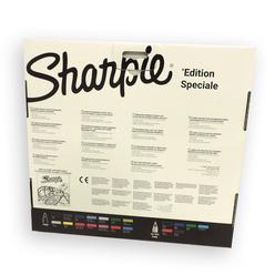 Sharpie Fine Permanent Markör 20'li Karışık kutu- Kaplumbağa 2115767 - Thumbnail