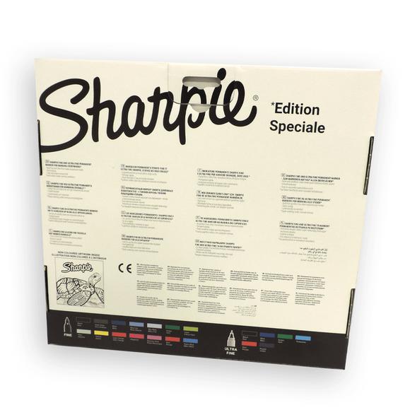 Sharpie Fine Permanent Markör 20'li Karışık kutu- Kaplumbağa 2115767