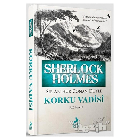 Sherlock Holmes - Korku Vadisi
