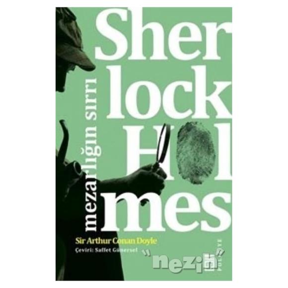 Sherlock Holmes-Mezarlığın Sırrı