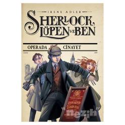 Sherlock, Lüpen ve Ben 2. Kitap - Thumbnail