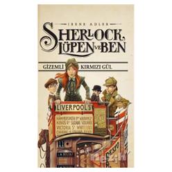 Sherlock, Lüpen ve Ben 3. Kitap - Thumbnail