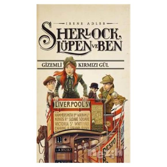 Sherlock, Lüpen ve Ben 3. Kitap