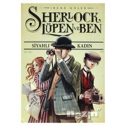 Sherlock, Lüpen ve Ben - Siyahlı Kadın 1. Kitap - Thumbnail