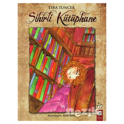 Sihirli Kütüphane - Thumbnail
