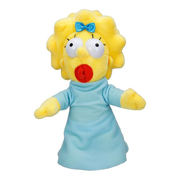Simpson Maggie Peluş Figür 17 cm