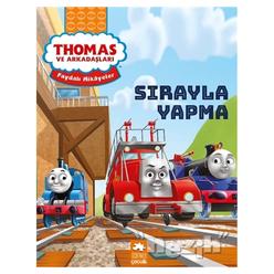 Sırayla Yapma - Thomas ve Arkadaşları - Thumbnail
