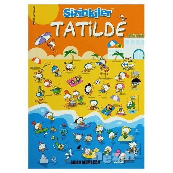 Sizinkiler Tatilde