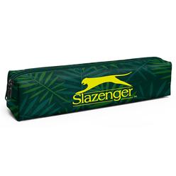 Slazenger Kalem Kutusu Yaprak Desenli Yeşil 12455 - Thumbnail