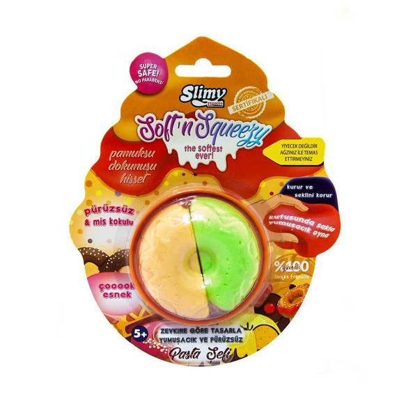 Slimy Soft'n Squeezy Pasta Şefi Serisi 32200
