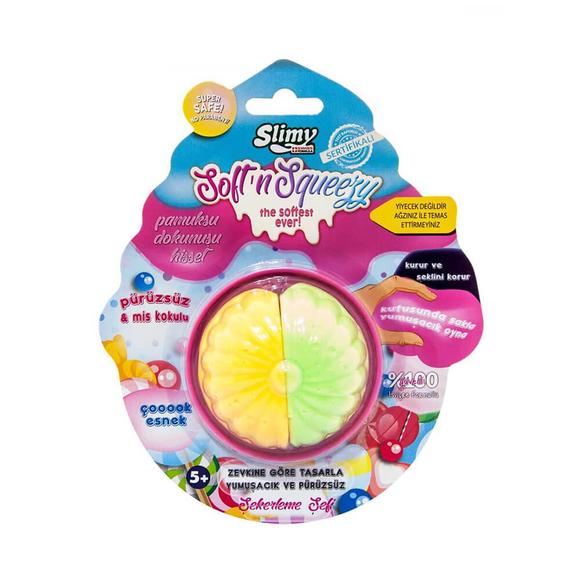 Slimy Soft'n Squeezy Şekerleme Şefi Serisi 32205
