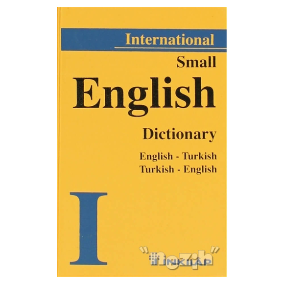 Small English Dictionary English - Turkish Turkish - English