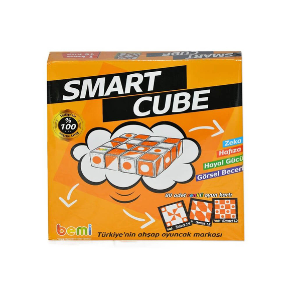 Smart Cupe Q-Bitz Kutu Oyunu 1307