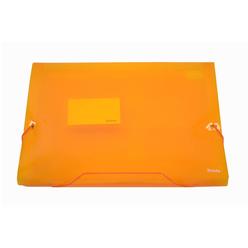 Smato 12 Seperatörlü Lastikli Şeffaf Dosya W3703 - Thumbnail