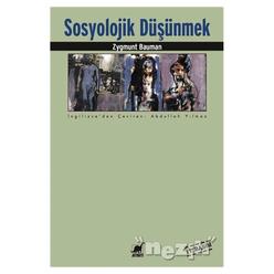 Sosyolojik Düşünmek - Thumbnail