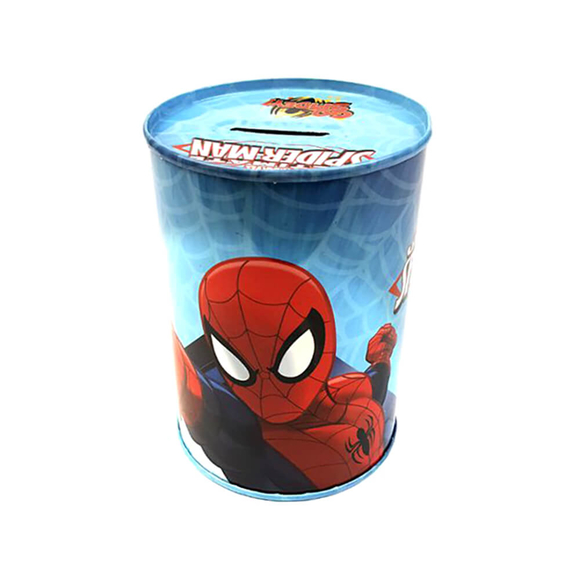 Spiderman Metal Kumbara SM-6258