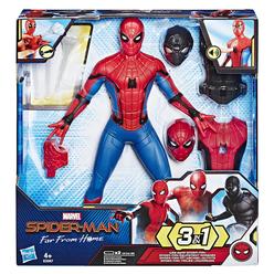 Spiderman Movie Deluxe Feature Figure E3567 - Thumbnail