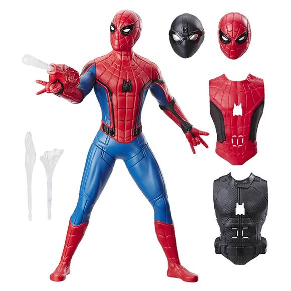 Spiderman Movie Deluxe Feature Figure E3567