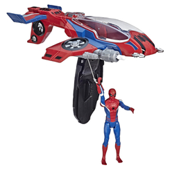 Spiderman Movie Vehicle E3548 - Thumbnail