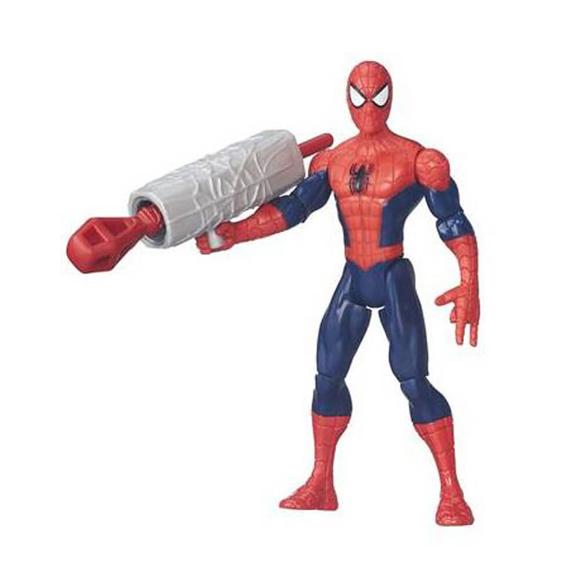 Spiderman Web City Figür B5758