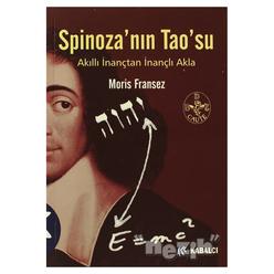 Spinoza'nın Tao'su - Thumbnail