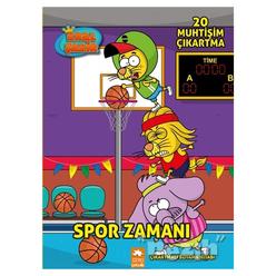 Spor Zamanı - Kral Şakir - Thumbnail