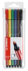 Stabilo Pen 68 6'lı Askılı Paket 6806/PL-77 - Thumbnail