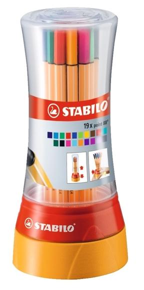 Stabilo Point 88 Twister 19 Renk 88/19-1